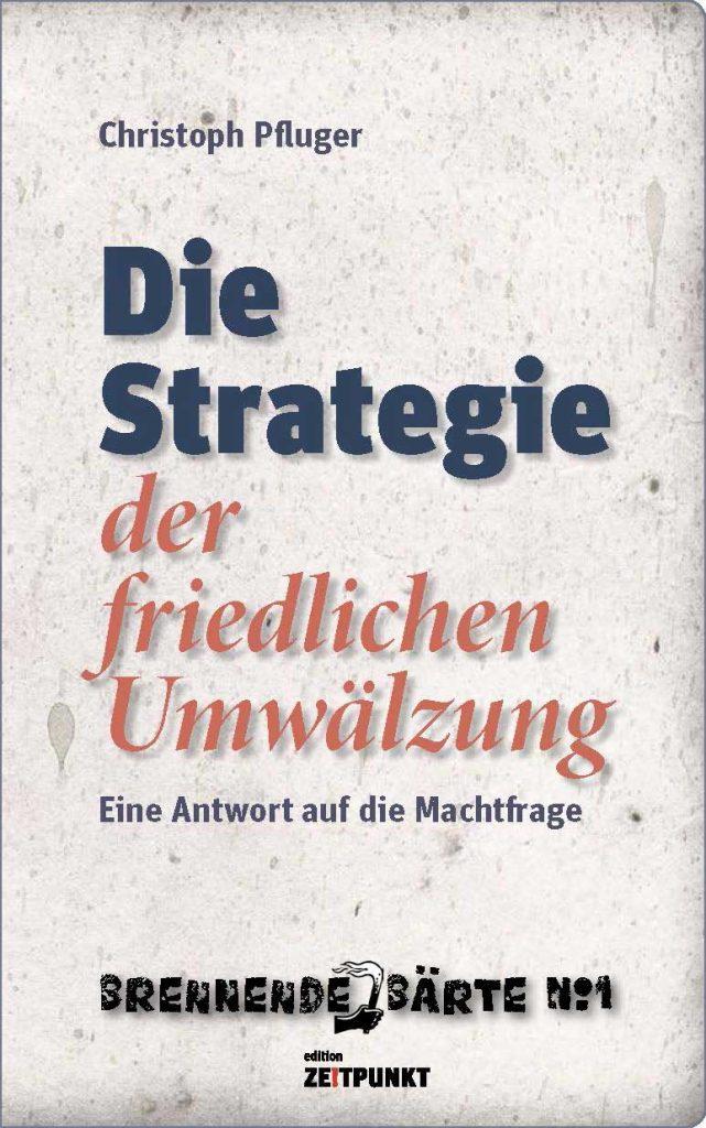 Cover «Strategie der friedlichen Umwälzung»